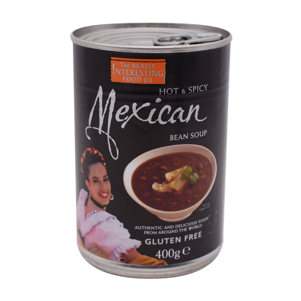 The Really Interesting Food Co. Mexican Bean Soup 400g - Longdan Online Supermarket