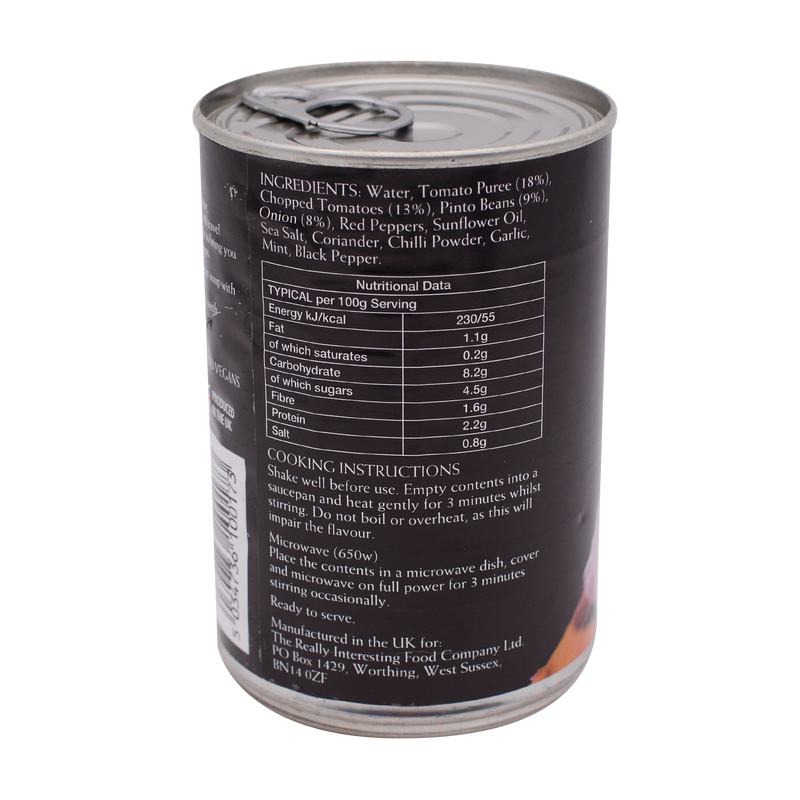 TRIF Co. Mexican Bean Soup 400g - Longdan Offical Online Store - UK Cash & Carry