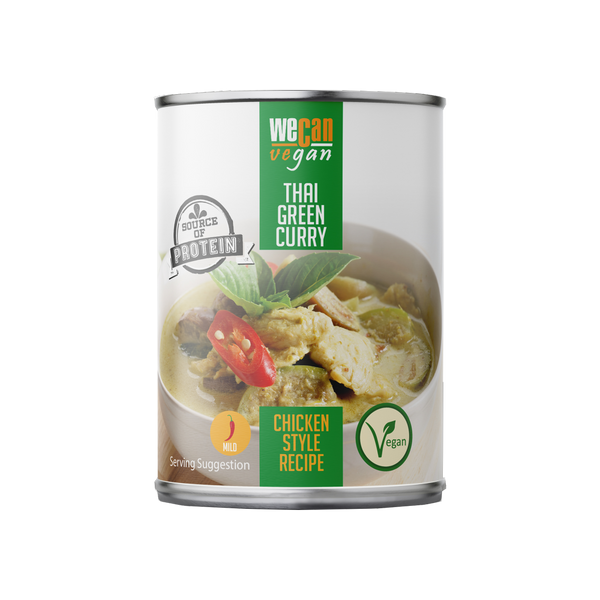 We Can Vegan Thai Green Curry 400g