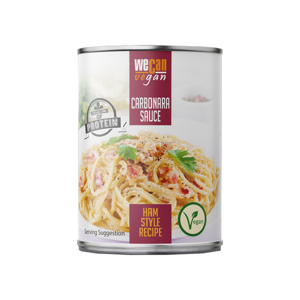 We Can Vegan Carbonara 400g
