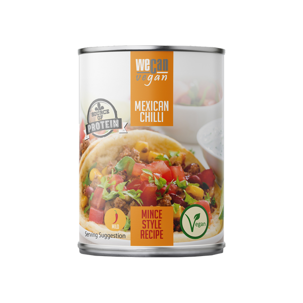 We Can Vegan Mexican Chilli 400g