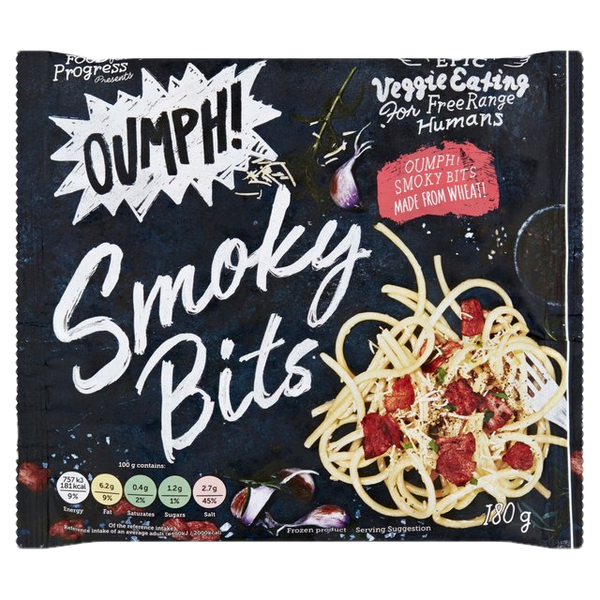 OUMPH The Smoky Bits 180g (Frozen)