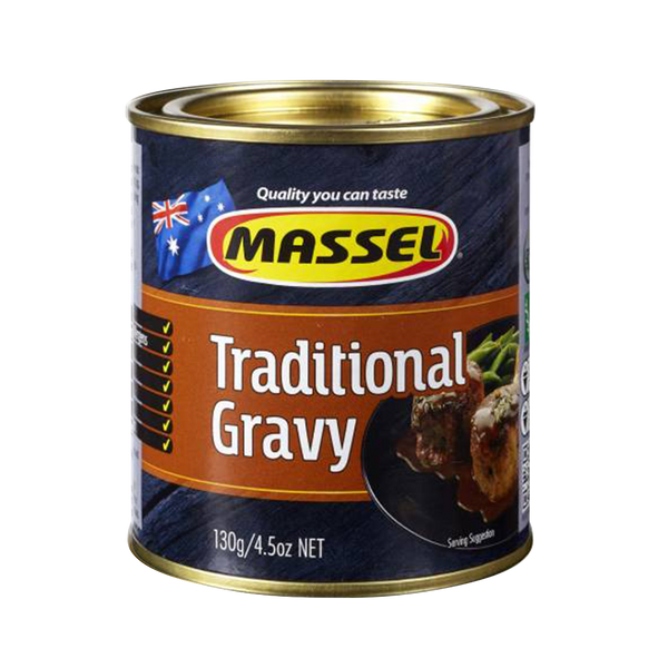 MASSEL  Gravy Traditional 130g - Longdan Official Online Store