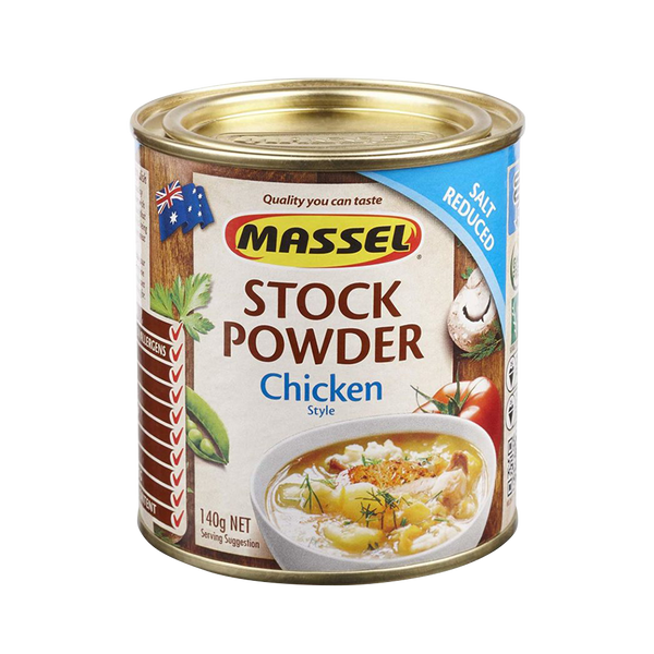 MASSEL  Powder Tub Salt Reduced Chicken 140g - Longdan Official Online Store