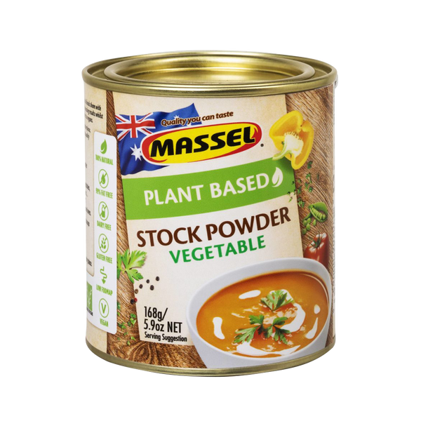 MASSEL  Powder Tub Vegetable 168g - Longdan Official Online Store