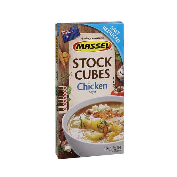 MASSEL  Ultracube Salt Reduced Chicken 105g - Longdan Official Online Store