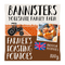 BANNISTERS Farmers Roasting Potatoes 800g (Frozen) - Longdan Official Online Store