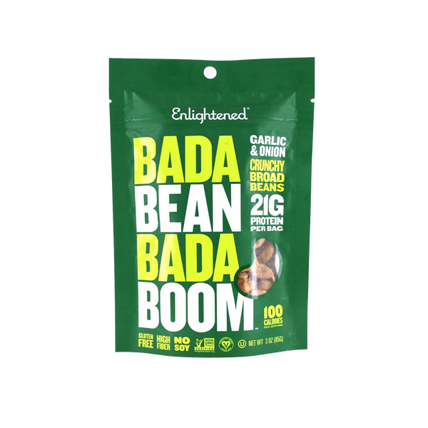 BADA BEAN BADA BOOM Garlic & Onion 85g - Longdan Official Online Store
