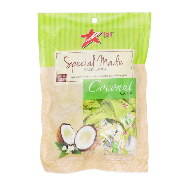 Ban Hock Special Made Coconut Candy 150g - Longdan Online Supermarket