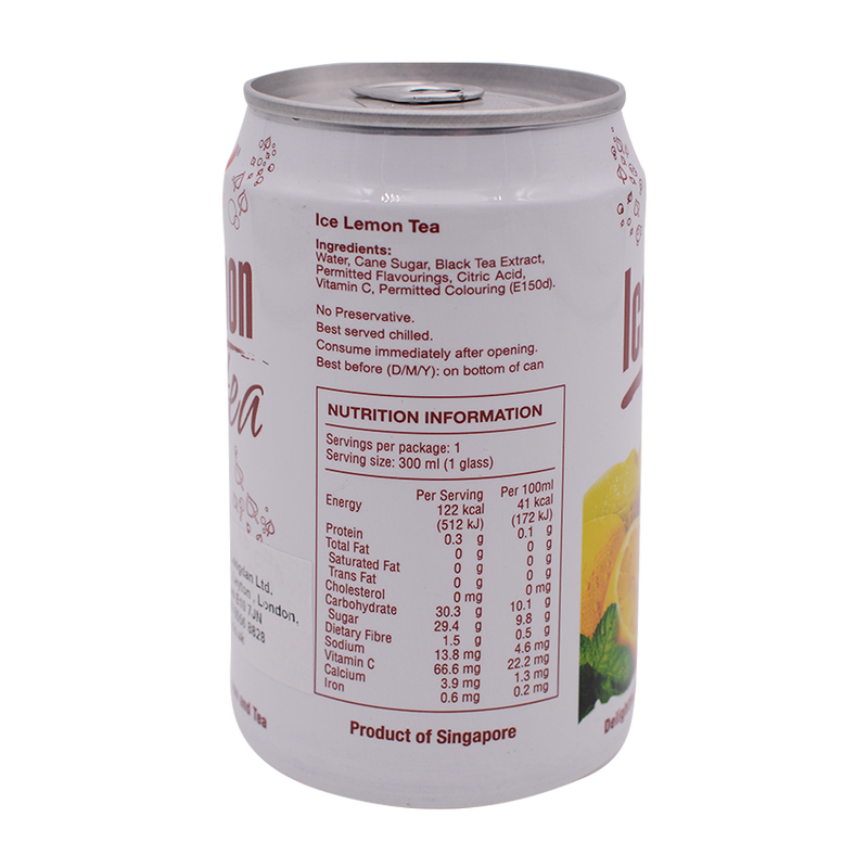 Jia Jia Ice Lemon Tea 300ml - Longdan Online Supermarket