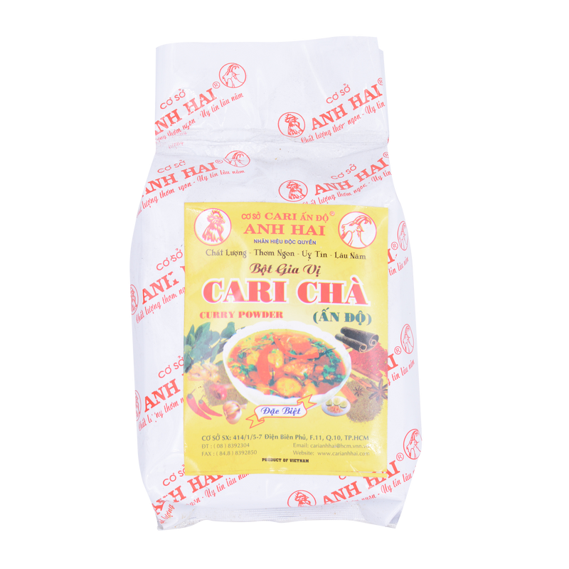 Anh Hai Curry Powder 500g - Longdan Online Supermarket