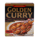 S&B Retort golden Veg Curry Hot 230g - Longdan Online Supermarket
