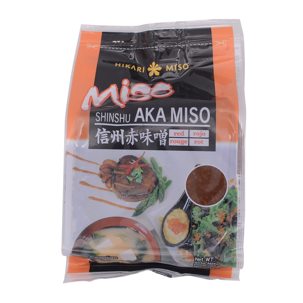 Hikari Miso Shinshu Miso Paste Red 400g - Longdan Offical Online Store - UK Cash & Carry