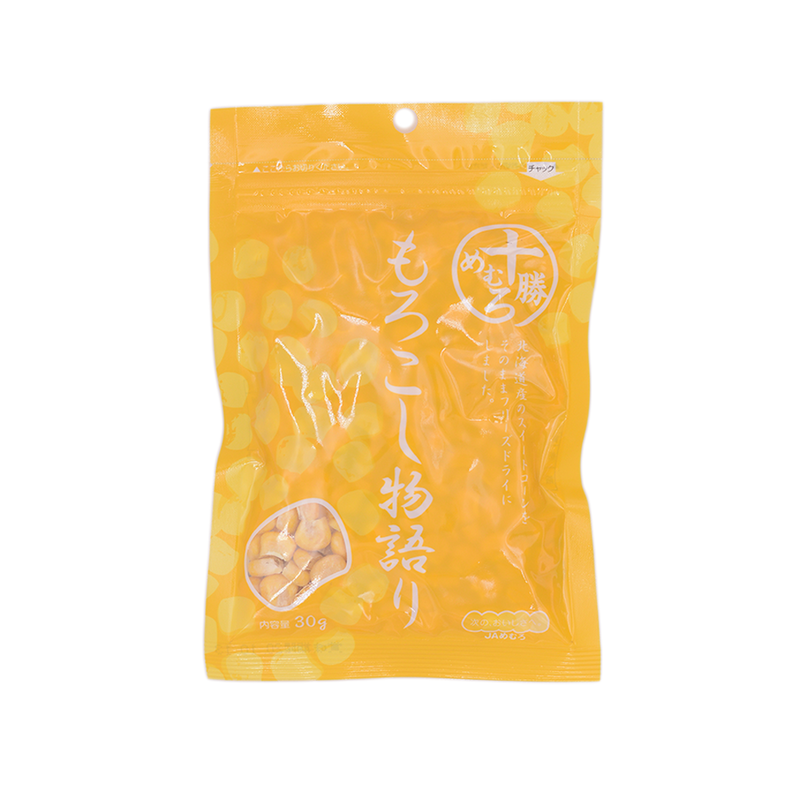JA Memuro Freeze Dry Corn 25g