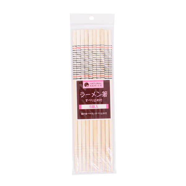 Josho Ramen Chopsticks 5P - Longdan Offical Online Store - UK Cash & Carry