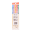 Josho Kabuki Ramen Chopsticks 5P - Longdan Offical Online Store - UK Cash & Carry