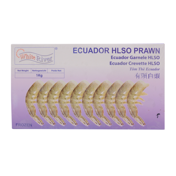 Kim Son White River Ecuador HLSO 26/30 1kg - Longdan Offical Online Store - UK Cash & Carry