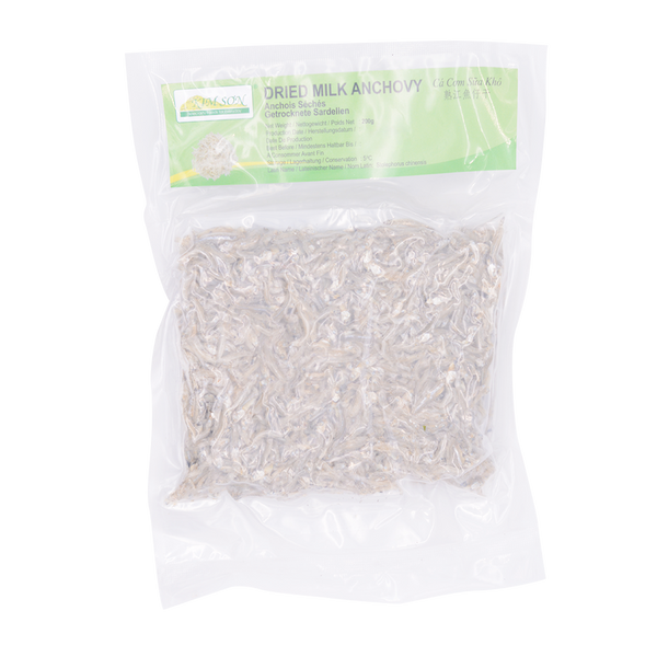 Kim Son Dried Milk Anchovy 200g (Frozen) - Longdan Online Supermarket