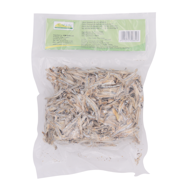 Dried Anchovy Fillet 200g - Longdan Online Supermarket