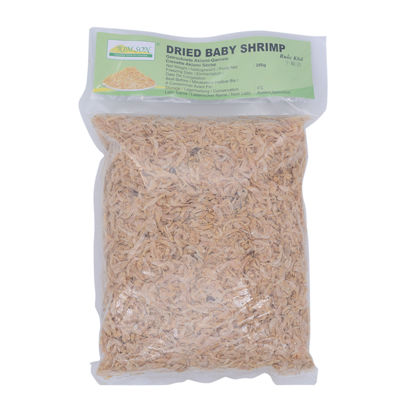 Kimson Dried Baby Shrimp 250g - Longdan Offical Online Store - UK Cash & Carry