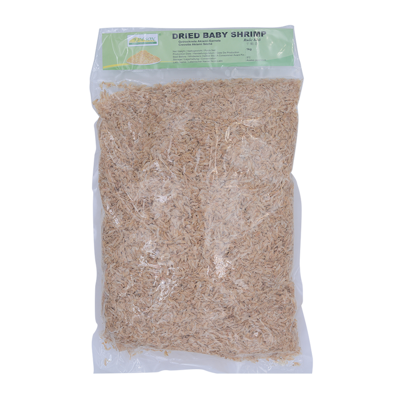 Dried Baby Shrimp 1kg (Frozen) - Longdan Online Supermarket