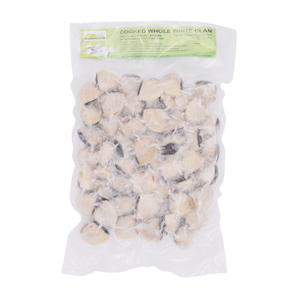 Kim Son Whole White Clam 1kg - Longdan Online Supermarket