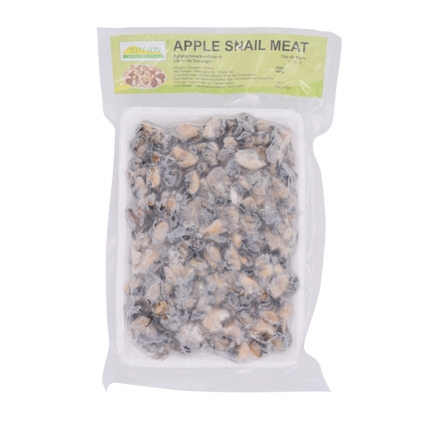Kim Son Cooked Apple Snail (Oc Buou) Meat 500g - Longdan Offical Online Store - UK Cash & Carry