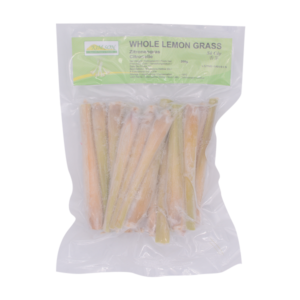 Kim Son Whole Lemon Grass 200g - Longdan Offical Online Store - UK Cash & Carry