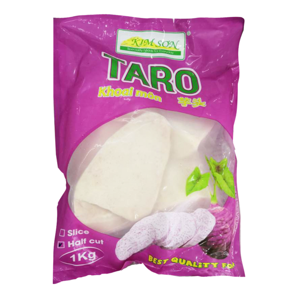 Kim Son Taro Half Cut 1kg - Longdan Offical Online Store - UK Cash & Carry