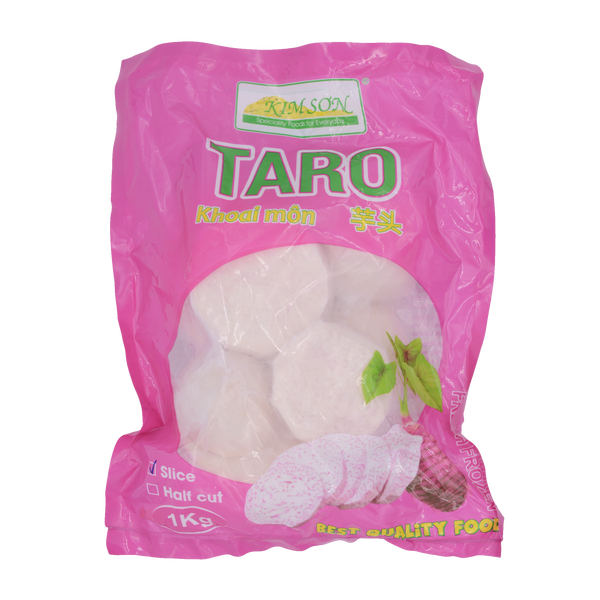 Kim Son Taro Slice 1kg - Longdan Offical Online Store - UK Cash & Carry