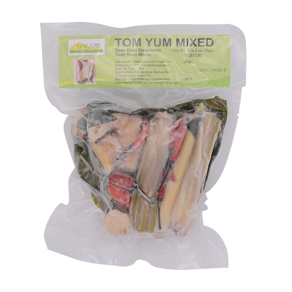 Tom Yum Mixed 200g (Frozen) - Longdan Online Supermarket