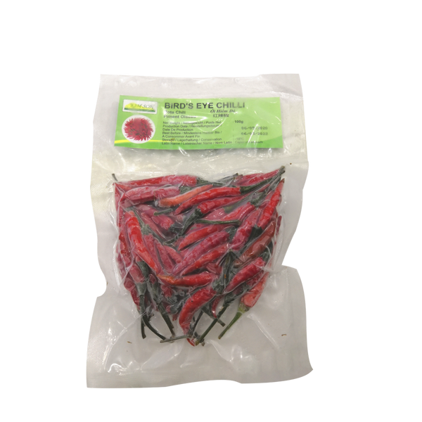 Kim Son Bird Eyes Chilli 100g (Frozen) - Longdan Online Supermarket