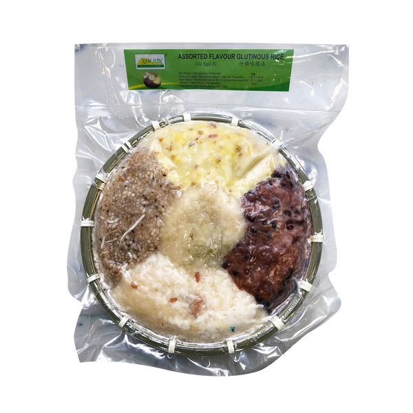 Assorted Flavour Glutinous Rice 1kg - Longdan Online Supermarket