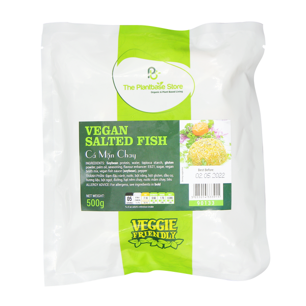 The Plantbase Store Vegan Salted Fish 500g - Longdan Offical Online Store - UK Cash & Carry