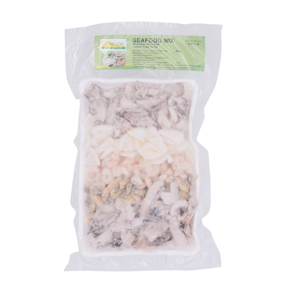 Kim Son Seafood Mix 500g - Longdan Offical Online Store - UK Cash & Carry