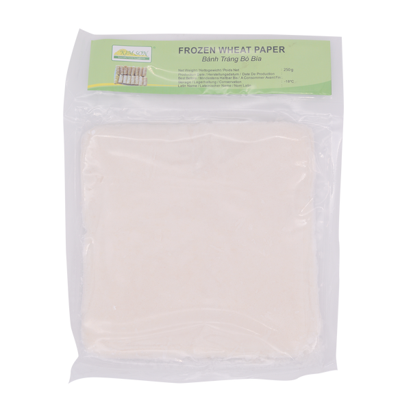 Kim Son Frozen Wheat Paper 250g - Longdan Offical Online Store - UK Cash & Carry