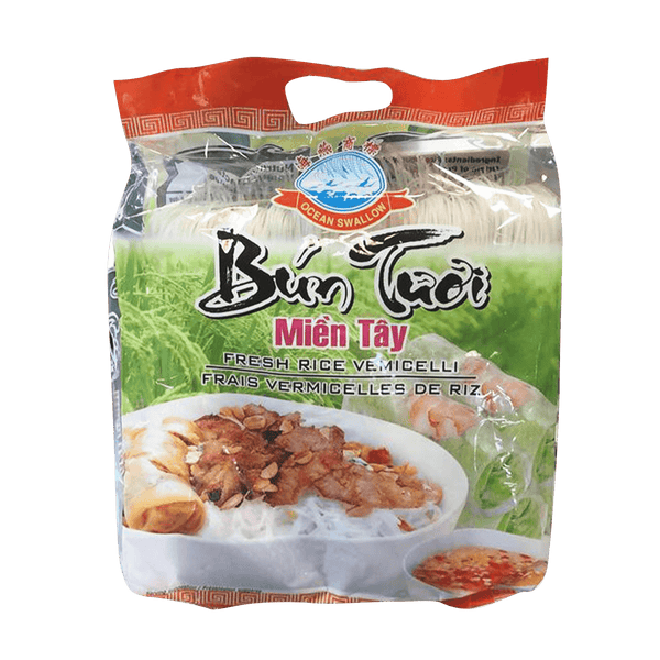 Mien Tay Fresh Rice Vermicelli 1mm 908g - Longdan Official Online Store