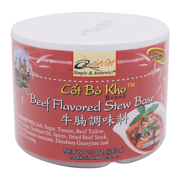 Quoc Viet Beef Stew Seasoning 283g - Longdan Offical Online Store - UK Cash & Carry