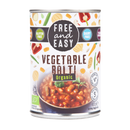 Free and Easy ORG Vegetable Balti 400g - Longdan Online Supermarket