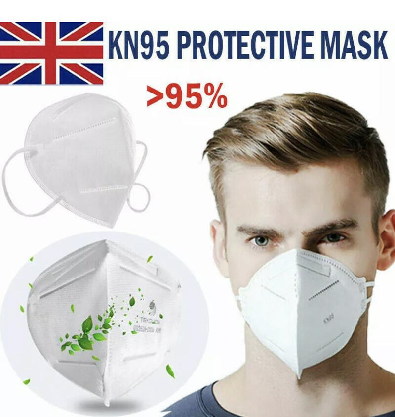 KN95 Face Mask Pack of Two - Longdan Online Supermarket