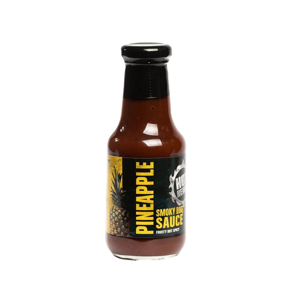 Hot Headz Smoky Pineapple BBQ Sauce 345g - Longdan Official Online Store