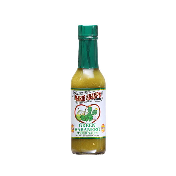 Marie Sharp's Green Pepper Sauce 148 ml - Longdan Official Online Store
