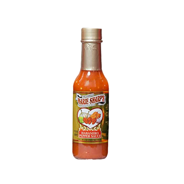 Marie Sharp's Fiery Hot Habanero Pepper Sauce 148ml - Longdan Official Online Store