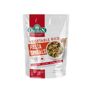 ORGRAN - Gluten Free Vegetable Rice Spirals Wheat & Gluten Free 250g - Longdan Official Online Store