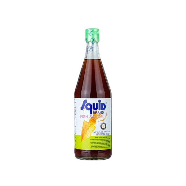Squid Fish Sauce 725ml - Longdan Official Online Store