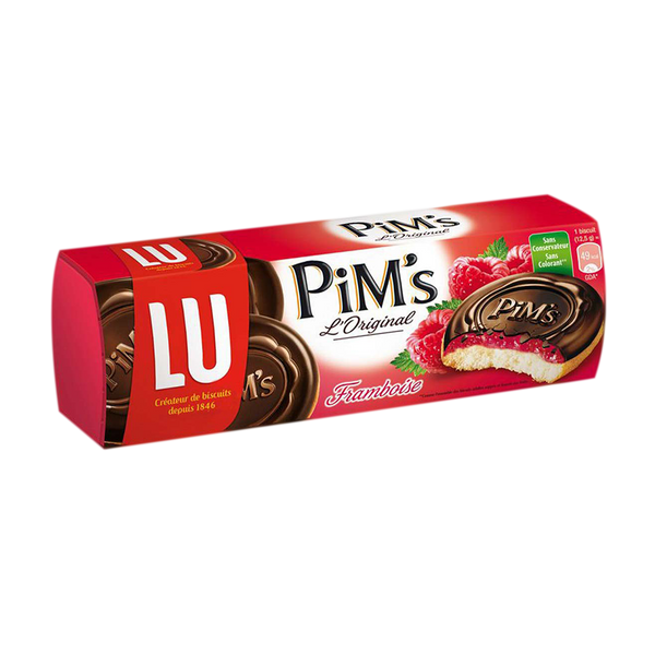 LU Pim'S Strawberry 150G - Longdan Official Online Store