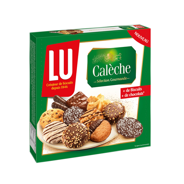 LU Caleche Biscuits Assortment 250G - Longdan Official Online Store
