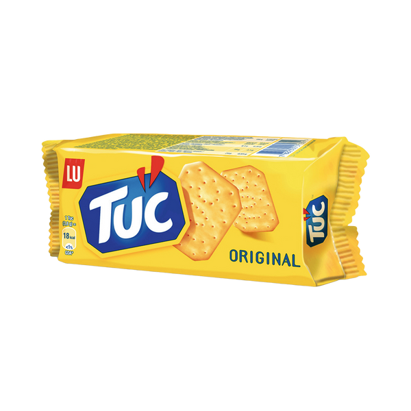 LU Tuc Plain Salted 100G