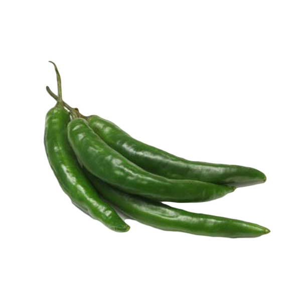 Big Green Chilli 100g - Longdan Online Supermarket