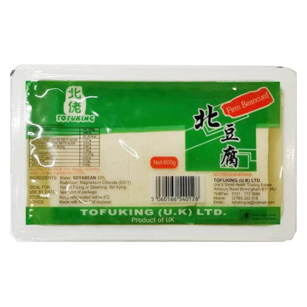 Tofuking Firm Tofu 600g - Longdan Offical Online Store - UK Cash & Carry